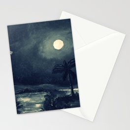Midnight 2 Stationery Cards