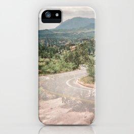 Le mythe du Hollywood sign iPhone Case