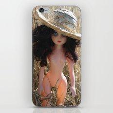 Cowgirl iPhone & iPod Skin