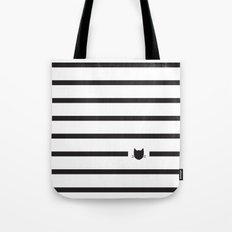 Classic Stripes Tote Bag