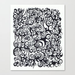 nt014 Canvas Print
