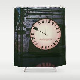 Guinness Taste Test Shower Curtain