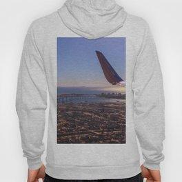 We will be landing in San Diego Hoody