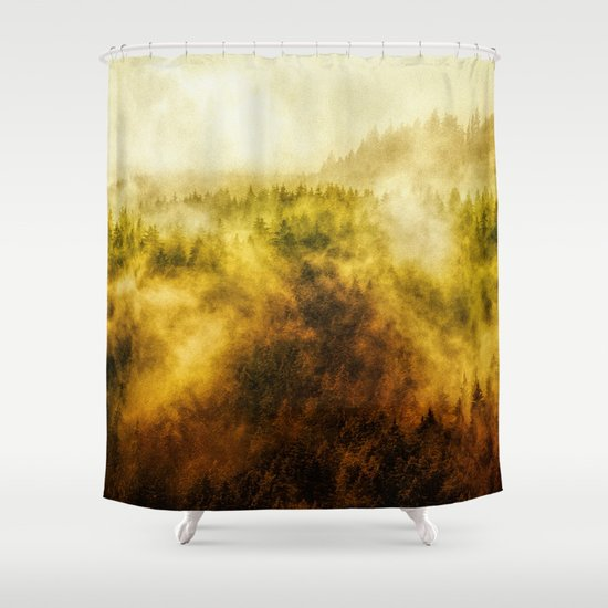 Recently Shower Curtain