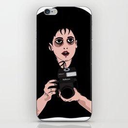 Lydia Fan Art iPhone Skin