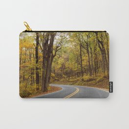 Autumn Road 3 Carry-All Pouch