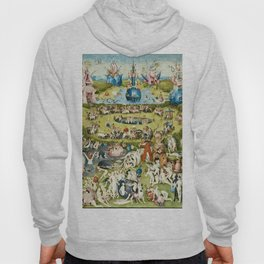 Heironymus Bosch - The Garden Of Earthly Delights Hoody