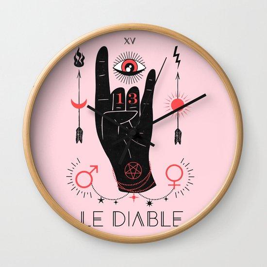 Le Diable or The Devil Tarot by cafelab