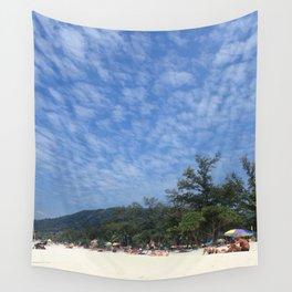Patong Beach Wall Tapestry