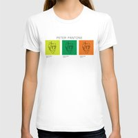 pantone T-shirts featuring Peter Pantone by guissëpi