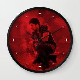 Allu Arjun - Celebrity (Dark Fashion) Wall Clock