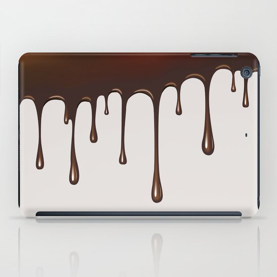 Chocolate Rain iPad Case