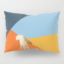 ABSTRACT ANATOMY - I need summer Pillow Sham