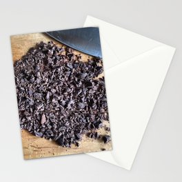 Chopped Stationery Cards