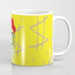 Zipper Boy  Coffee Mug