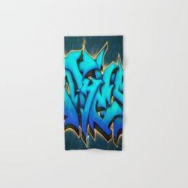 Graffiti 1 Hand & Bath Towel