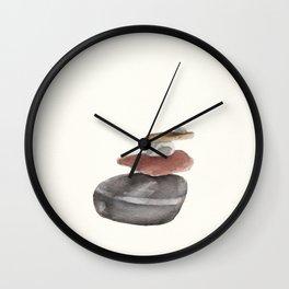 Cairn 27 Wall Clock