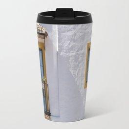 Andalusian Windows Travel Mug