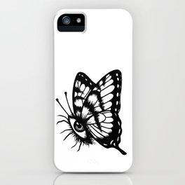 BUTTERFLEYE iPhone Case