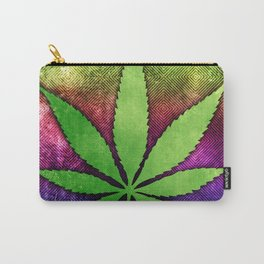 Pot Leaf Carry-All Pouch