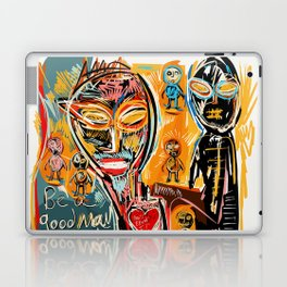 Be a good man my son Laptop & iPad Skin