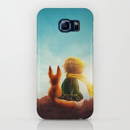 Little Prince and the Fox DAY iPhone Case