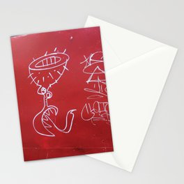 As aventuras da Perna Cabeluda Stationery Cards