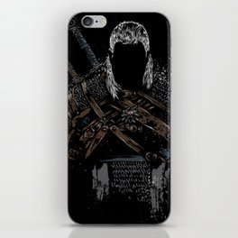 Geralt of Rivia - The Witcher iPhone Skin