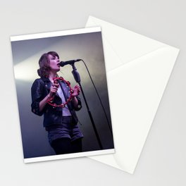 Martin Doherty and Lauren Mayberry  print Stationery Cards