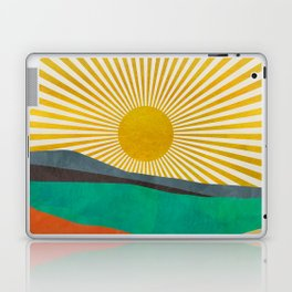 hope sun Laptop & iPad Skin