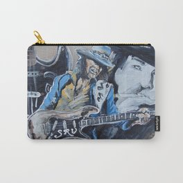 Stevie Ray Vaughn tribute Carry-All Pouch