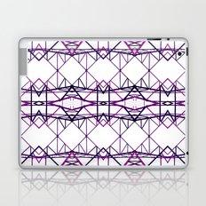 purple iron II Laptop & iPad Skin