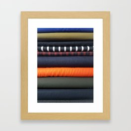 Bolt-Roller Coaster Framed Art Print