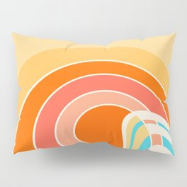 Sun Surf Pillow Sham