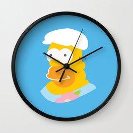 King-Size Homer Wall Clock