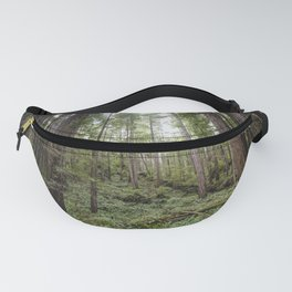Fern Alley - Redwood Forest Nature Photography Fanny Pack
