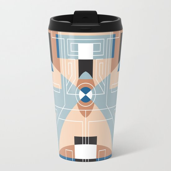 Tribal Technology 2 Travel Mug