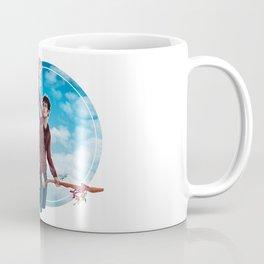 Let The Wind Carry Us Coffee Mug