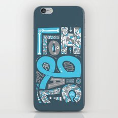Illogical iPhone & iPod Skin