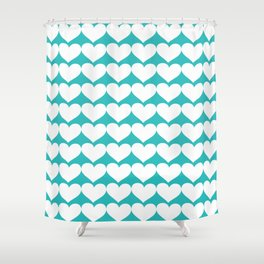 water potion Shower Curtain