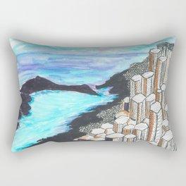 The Giants Causeway Rectangular Pillow