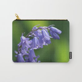English Bluebells Carry-All Pouch