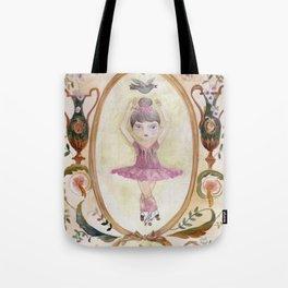 Pirouette - Let´s dance! Tote Bag