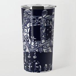 Argo riconosce Odisseo Travel Mug