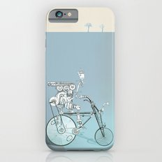 bicyclist... iPhone 6 Slim Case