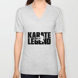 Karate Legend Unisex V-Neck