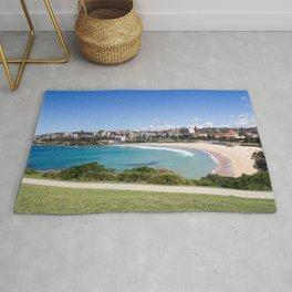 Coogee beach, Sydney, Australia Rug