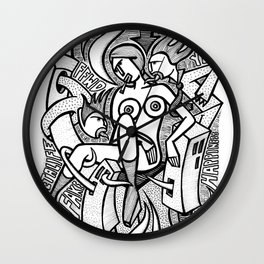 Vintage Passion - PopCore 12 Wall Clock