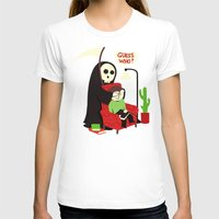 T-shirts featuring Guess Who by Picomodi