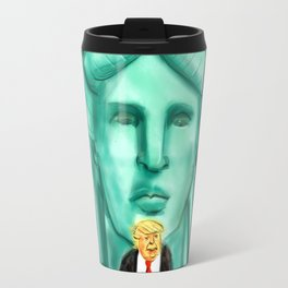 We're Watching You Travel Mug